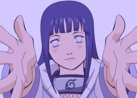 hinata screen cap by eekster