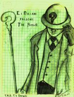 The Riddler by EiDrianDM