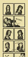 Severus and Sirius: Yearbook by wotchertonks7