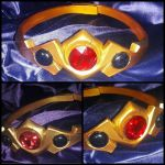 Skyrim circlet by LoveryLine