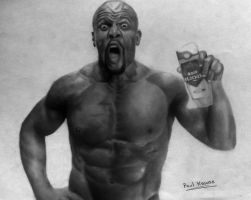 Terry Crews - Old Spice Commercial by Polonx