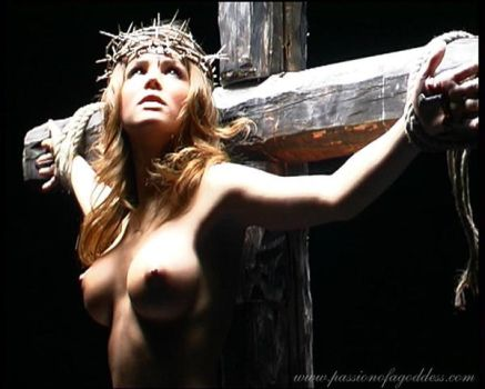Female Christ by passionofagoddess