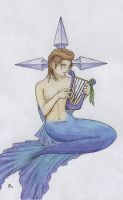 Demyx: Prince of the Seas by ShiningamiMaxwell