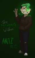 ~The Demons Within~ Anti by FictiveFeline