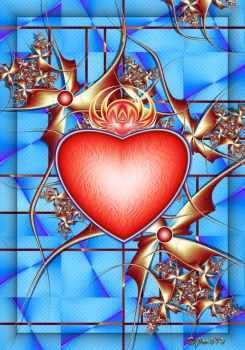 Sacred Heart by jim373