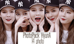 Photopack #39: 4Minute's HyunA by jimikwon2518