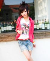 Pink Collection 85 by babi-kyoko