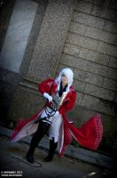 Juste Belmont - Castlevania HOD by PriSuicun