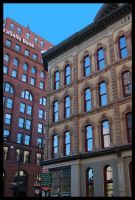 The Ledyard Building by gaelic