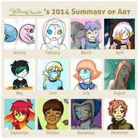 Art summary by stephaniescarlet