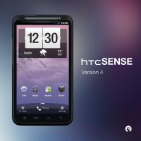 HTC Sense Version 4 by jakeroot