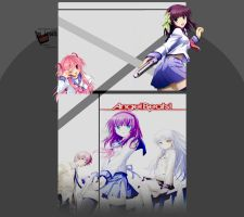 Angel Beats BG -- Free to use by xKairibrunette