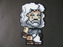 Perler Scribblenauts God by EP-380