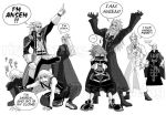 KH: Disorganisation preview 4 by pencafe