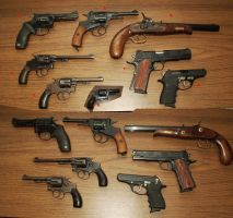 Gun stock images by peirrin
