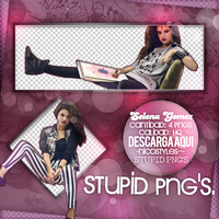 Photopack Png Selena Gomez by Nicolpte
