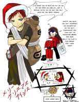 Gaara for Isis by shiawase-chan