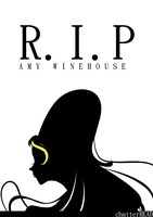 R.I.P Amy Winehouse by chatterHEAD