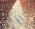 Clouds Road by Wnison