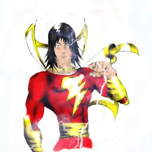 SHAZAM (Freddy Freeman pre New 52)