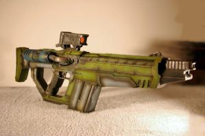 Rail Gun Project Completed 05 by marshon