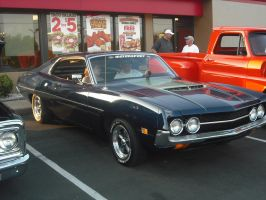 1970 Ford Torino by Shadow55419