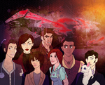 Leaf on the Wind (Firefly RPG Crew) by RatPrince
