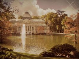 El Retiro by neumessiah