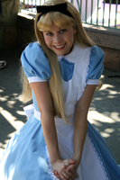 Demure Alice by DisneyLizzi