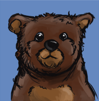 ColeQM the Bear by LadyGina