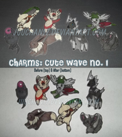 CHARMS - PKMN Cute Wave I by Juuchan17