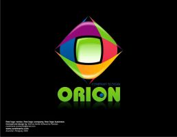 Free logo Vector ORION by corelmania