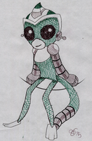 Crosshatching or Whatevs by Netbug009