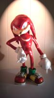 Knuckles by arcitenens