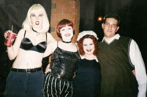 rocky horror people by 44NATHAN