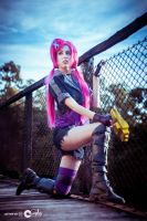 Slayer Jinx by victoriacosplay