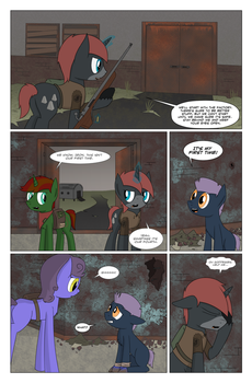 Fallout Equestria: Grounded page 83 by BruinsBrony216