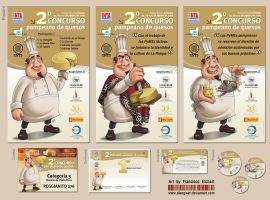 Cheese Contest_design pieces by FranciscoETCHART