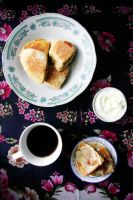 Breakfast Scones by sasQuat-ch