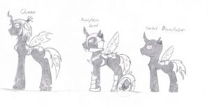 Changeling Size Chart by TreveriousVicktorius
