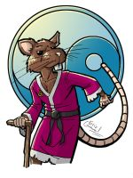 He's a Radical Rat by EricGravel