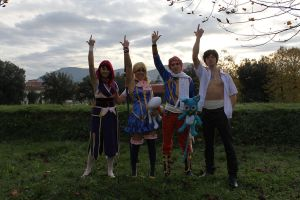 We are Fairy Tail! by Tanpopo89