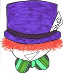 Mad Hatter by shadowdra126