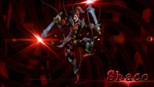LoL Shaco Wallpaper by CHIPINATORs