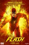 The Flash - Movie Poster by o-OPAZO-o