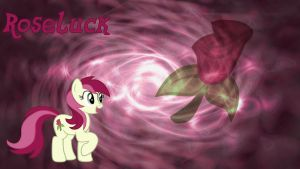 Roseluck Background by Aphex93
