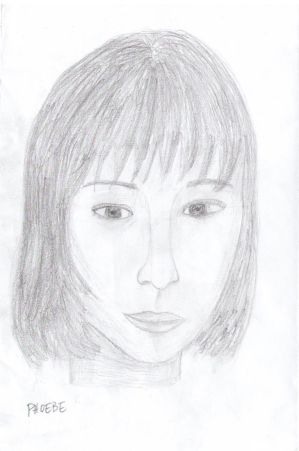 TEW Pencil Sketch: Phoebe