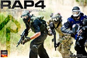 RAP4--Mag Fed Arena 3 by RealActionPaintball