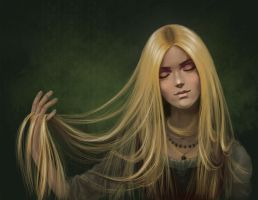 Rapunzel by In2Eternity