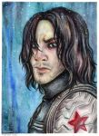 Winter Soldier by Kiriska
